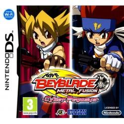 DS BEYBLADE METAL FUSION CYBER PEGASUS - Jeux DS au prix de 4,95€
