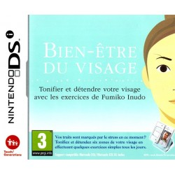 DS BIEN ETRE DU VISAGE - Jeux DS au prix de 5,95€