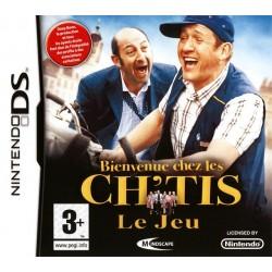 DS BIENVENUE CHEZ LES CHTIS - Jeux DS au prix de 3,95€