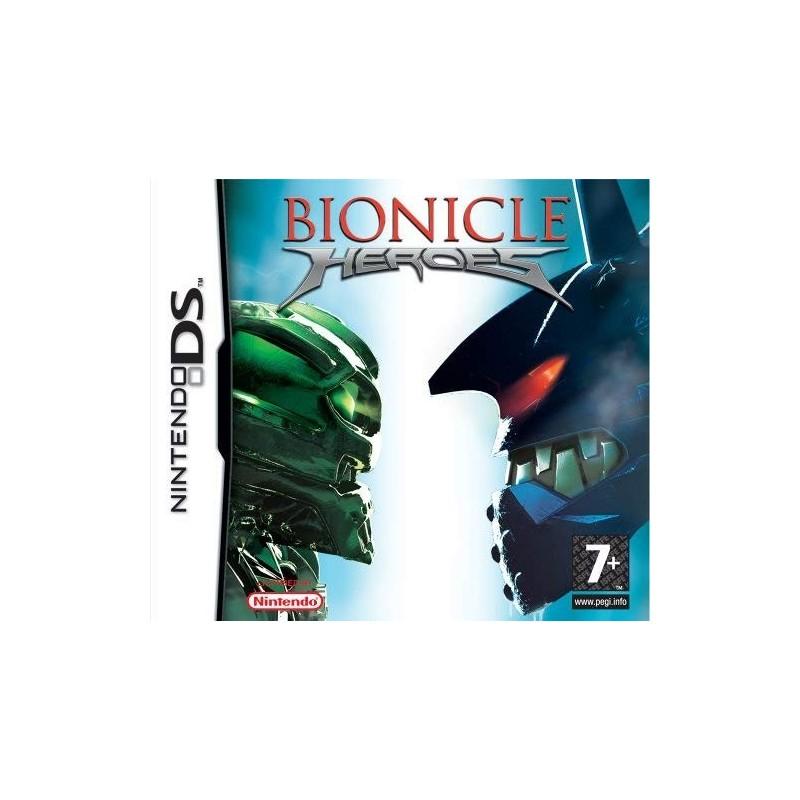 DS BIONICLE HEROES - Jeux DS au prix de 9,95€