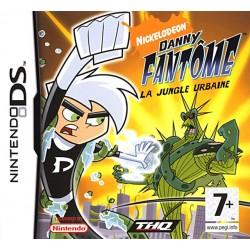 DS DANNY FANTOME LA JUNGLE URBAINE - Jeux DS au prix de 5,95€