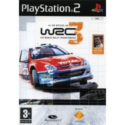 PS2 WRC 3 - Jeux PS2 au prix de 3,95€