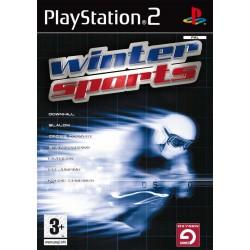 PS2 WINTER SPORTS - Jeux PS2 au prix de 2,95€