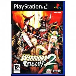 PS2 WARRIORS OROCHI 2 - Jeux PS2 au prix de 14,95€