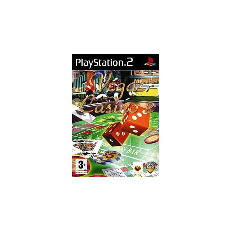 PS2 VEGAS CASINO 2 - Jeux PS2 au prix de 5,95€
