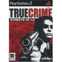 PS2 TRUE CRIME STREETS OF L.A. - Jeux PS2 au prix de 3,95€