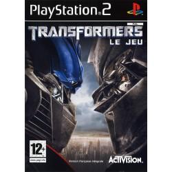 PS2 TRANSFORMERS LE JEU - Jeux PS2 au prix de 2,95€