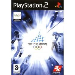 PS2 TORINO 2006 - Jeux PS2 au prix de 3,95€