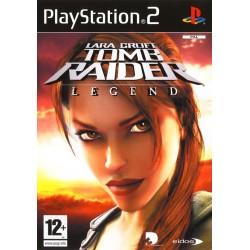 PS2 TOMB RAIDER LEGEND - Jeux PS2 au prix de 4,95€