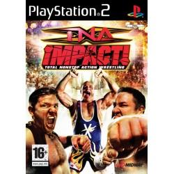 PS2 TNA IMPACT - Jeux PS2 au prix de 4,95€