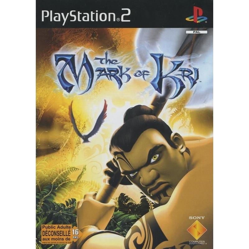 PS2 THE MARK OF KRI - Jeux PS2 au prix de 4,95€