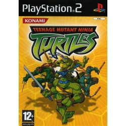 PS2 TEENAGE MUTANT NINJA TURTLES - Jeux PS2 au prix de 7,95 €