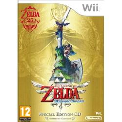 WII ZELDA SKYWARD SWORD CD ORCHESTRAL SPECIAL - Jeux Wii au prix de 24,95€