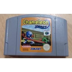 N64 CHAMELEON TWIST (LOOSE) - Jeux Nintendo 64 au prix de 9,95€