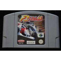 N64 F1 POLE POSITION 64 (LOOSE) - Jeux Nintendo 64 au prix de 1,95€