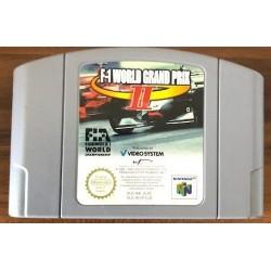 N64 F1 WORLD GRAND PRIX 2 (LOOSE) - Jeux Nintendo 64 au prix de 2,95€