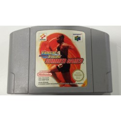N64 TRACK AND FIELD SUMMER GAMES (LOOSE) - Jeux Nintendo 64 au prix de 6,95 €