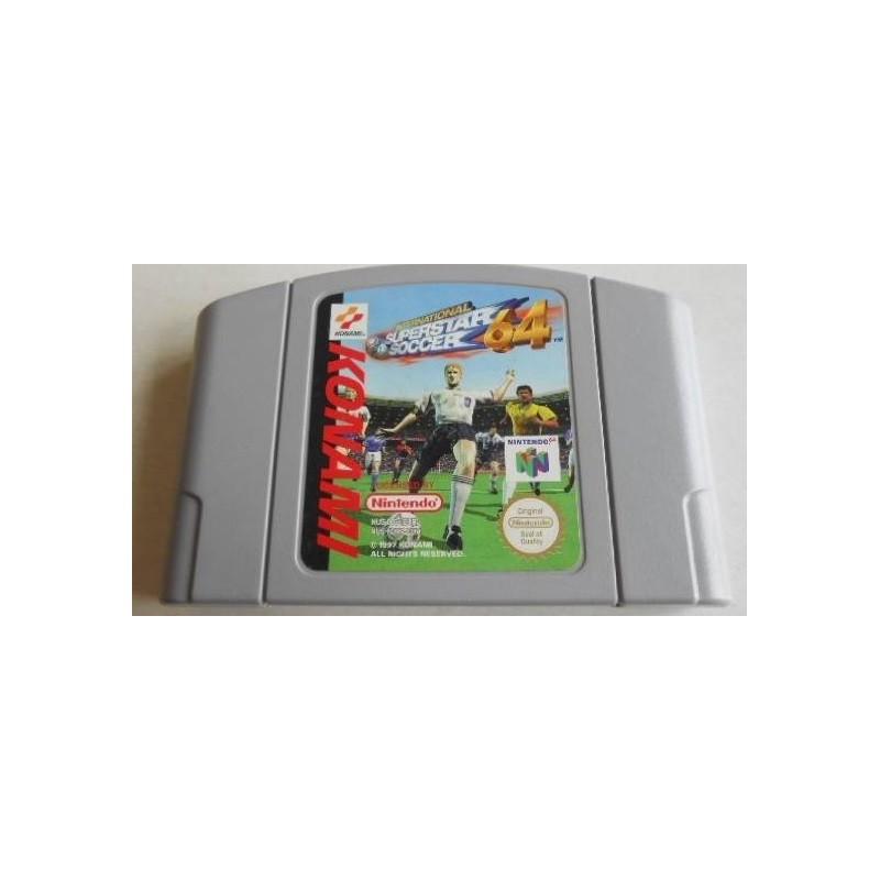N64 ISS 64 (LOOSE) - Jeux Nintendo 64 au prix de 2,95€