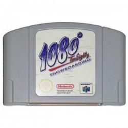 N64 1080 SNOWBOARDING (LOOSE) - Jeux Nintendo 64 au prix de 6,95€