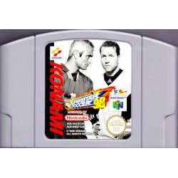 N64 ISS 98 (LOOSE) - Jeux Nintendo 64 au prix de 4,95€