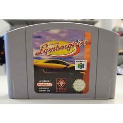 N64 AUTOMOBILI LAMBORGHINI (LOOSE) - Jeux Nintendo 64 au prix de 4,95€