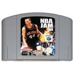 N64 NBA JAM 99 (LOOSE) - Jeux Nintendo 64 au prix de 1,95€