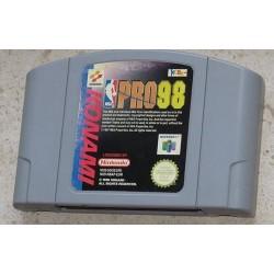 N64 NBA PRO 98 (LOOSE) - Jeux Nintendo 64 au prix de 3,95€