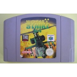 N64 NUCLEAR STRIKE (LOOSE) - Jeux Nintendo 64 au prix de 9,95€