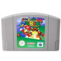 N64 SUPER MARIO 64 (LOOSE) - Jeux Nintendo 64 au prix de 14,95€