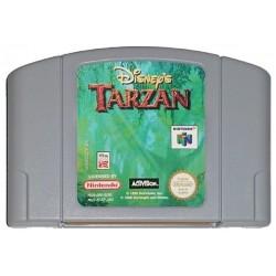 N64 TARZAN (LOOSE) - Jeux Nintendo 64 au prix de 6,95€