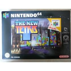 N64 THE NEW TETRIS - Jeux Nintendo 64 au prix de 19,95€