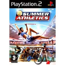 PS2 SUMMER ATHLETICS - Jeux PS2 au prix de 1,95€