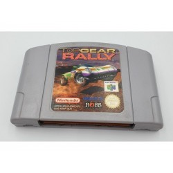 N64 TOP GEAR RALLY (LOOSE) - Jeux Nintendo 64 au prix de 2,95 €