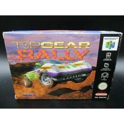 N64 TOP GEAR RALLY - Jeux Nintendo 64 au prix de 9,95€