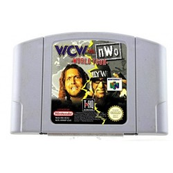 N64 WCW VS NWO WORLD TOUR (LOOSE) - Jeux Nintendo 64 au prix de 4,95 €