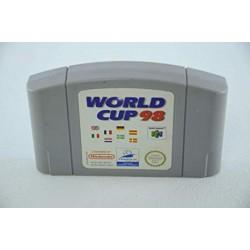 N64 WORLD CUP 98 (LOOSE) - Jeux Nintendo 64 au prix de 1,95€