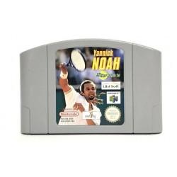 N64 YANNICK NOAH ALL STARS TENNIS 99 (LOOSE) - Jeux Nintendo 64 au prix de 2,95€