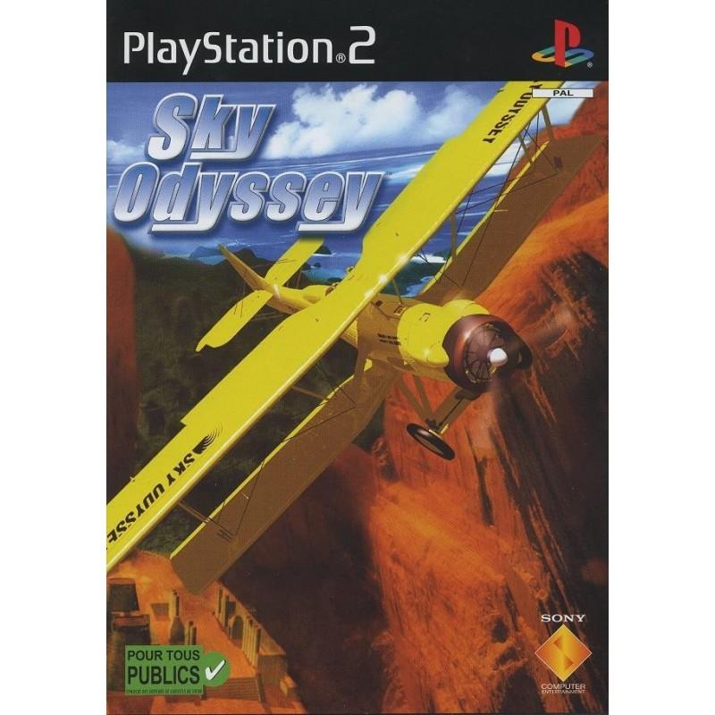 PS2 SKY ODYSSEY - Jeux PS2 au prix de 6,95€