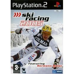 PS2 SKI RACING 2005 - Jeux PS2 au prix de 2,95€