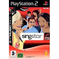 PS2 SINGSTAR NRJ MUSIC TOUR - Jeux PS2 au prix de 6,95€