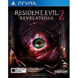 PSV RESIDENT EVIL REVELATIONS 2 - Jeux PS Vita au prix de 24,95€