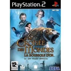 PS2 A LA CROISEE DES MONDES - Jeux PS2 au prix de 3,95€