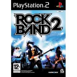 PS2 ROCK BAND 2 - Jeux PS2 au prix de 9,95€