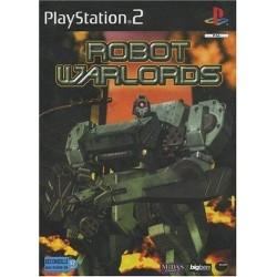 PS2 ROBOT WARLORDS - Jeux PS2 au prix de 1,95€