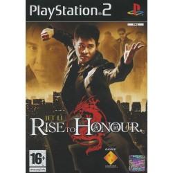 PS2 JET LI RISE TO HONOUR - Jeux PS2 au prix de 7,95€