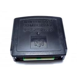 JUMPER PAK OFFICIEL NINTENDO 64 - Accessoires Nintendo 64 au prix de 9,95€