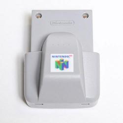 RUMBLE PAK OFFICIEL NINTENDO 64 (LOOSE) - Accessoires Nintendo 64 au prix de 7,95€