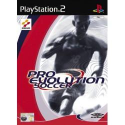 PS2 PRO EVOLUTION SOCCER - Jeux PS2 au prix de 0,95€