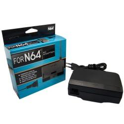 ALIMENTATION SECTEUR GENERIQUE N64 - Accessoires Nintendo 64 au prix de 14,95€