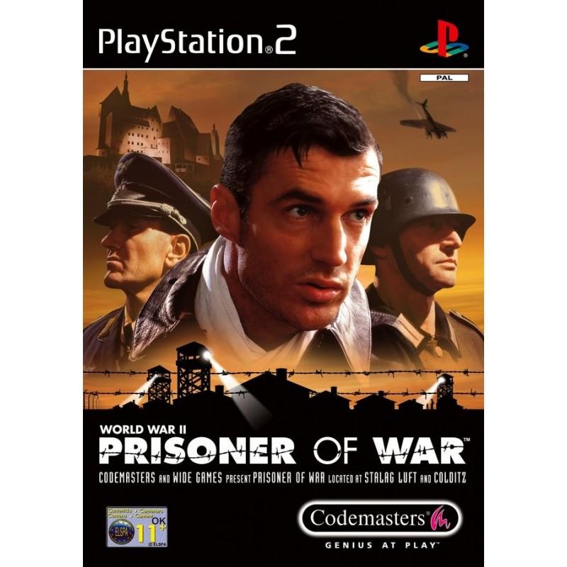 PS2 PRISONER OF WAR - Jeux PS2 au prix de 3,95€